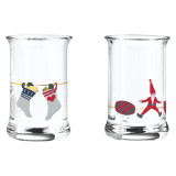 Pair of Water Glass